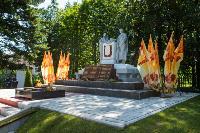 В Советске открыли мемориал, Фото: 11