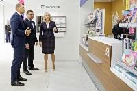 В Туле открылось первое почтовое отделение нового формата, Фото: 51