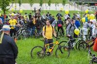 В Туле прошел большой велопарад, Фото: 135