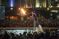 В Туле прошло шоу «летающих людей». Фоторепортаж, Фото: 53