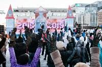 Физкультминутка на площади Ленина. 27.12.2014, Фото: 25