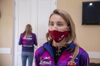 "Волейболистки ""Тулицы"" сделали прививки от гриппа, Фото: 23"