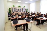 Суворовское училище торжественно отметило начало нового учебного года, Фото: 1