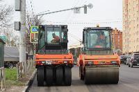 В Туле начали ремонт дорог на ул. Октябрьской и ул. Металлургов, Фото: 1