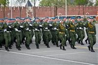 Вторая генеральная репетиция парада Победы. 7.05.2014, Фото: 28