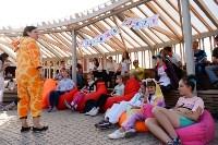 На тульском «Газоне» прошла пижамная вечеринка, Фото: 35