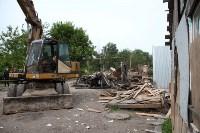 Снос цыганских домов на Косой Горе, Фото: 20