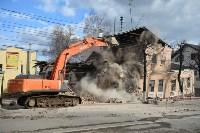 Снос аварийного дома на улице Октябрьской, Фото: 15
