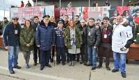 Репетиция Парада Победы в подмосковном Алабино, Фото: 25
