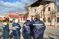 Снос аварийного дома на улице Октябрьской, Фото: 4