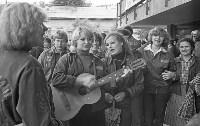 Отъезд стройотряда ТПИ на ударные комм. стройки Нечерноземья. 07.1980., Фото: 5