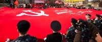 """Прибытие в Тулу автопробега """"Наша Великая Победа"""". 13.04.2015, Фото: 64"""