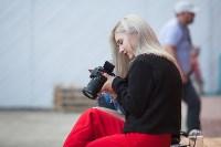 В Туле впервые прошел спектакль-читка «Девять писем» по новелле Марины Цветаевой, Фото: 12