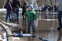 В Туле спасатели провели акцию «Дети без опасности», Фото: 29