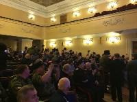 Выборный Большой Круг казаков в Туле, Фото: 2