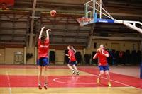В Туле прошло необычное занятие по баскетболу для детей-аутистов, Фото: 23