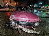 ДТП с автомобилем реанимации в центре Тулы, Фото: 3