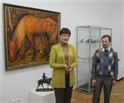 В Тульском кремле открылась необычная выставка, Фото: 6