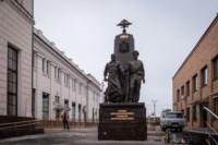 Памятник на площади Московского вокзала, Фото: 2