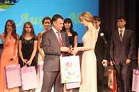 Владимир Груздев поздравил тульских выпускников-медалистов, Фото: 101