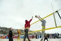 Турнир Tula Open по пляжному волейболу на снегу, Фото: 78