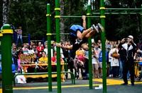 Международный открытый турнир по дворовым видам спорта «Street Workout Tula». 28 июля 2013, Фото: 15