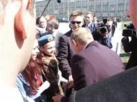 Владимир Путин отмечает день рождения, Фото: 4