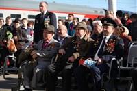 """В Тульской области """"Поезд памяти"""" прошел  по судьбоносным местам сражений, Фото: 14"""
