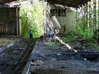 В Пролетарском районе Тулы ликвидируют разлив мазута, Фото: 38