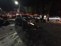 Авария на проспекте Ленина. 9 мая 2015 года, Фото: 1