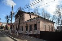 На ул. Октябрьской развалился дом, Фото: 11