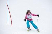 Третий этап первенства Тульской области по горнолыжному спорту., Фото: 18