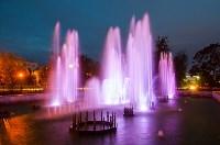 В Кировском сквере открылся светомузыкальный фонтанный комплекс: Фоторепортаж Myslo, Фото: 10