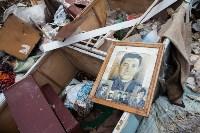 В Туле на берегу Тулицы обнаружен незаконный мусорный полигон, Фото: 37