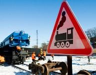 Учения МЧС на железной дороге. 18.02.2015, Фото: 45