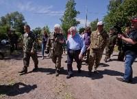 Останки бойцов в деревне Криволучье, Фото: 43