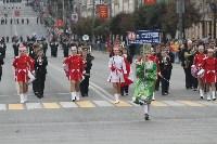 По праздничной Туле прошли духовые оркестры, Фото: 2