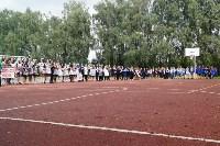 Открытие школьного стадиона в Донском, Фото: 10
