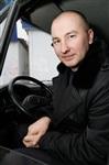 «Крепче за  баранку держись,  шофер!» На фото начальник  транспортного  цеха Павел  Шорохов. , Фото: 13