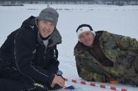 На Воронке состоялись соревнования по рыбной ловле на мормышку, Фото: 9