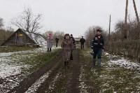 Взятие проб на радиацию в Тепло-Огаревском районе Тульской области, Фото: 11
