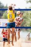 Пляжный волейбол в Барсуках, Фото: 17