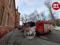 В Петелинской психиатрической больнице произошел пожар, Фото: 2