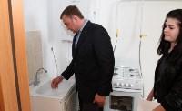 Воловские новоселы поручили ключи от квартир из рук Алексея Дюмина, Фото: 13