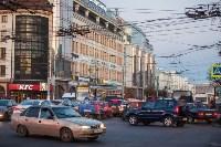Транспортный коллапс в центре Тулы, Фото: 13