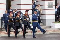 Путин в Суворовском училище, Фото: 37