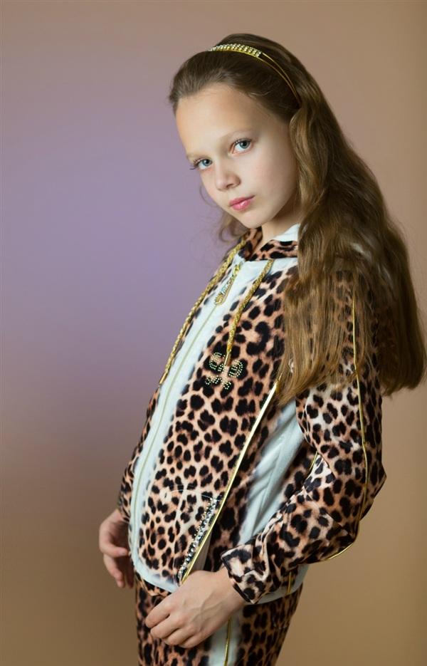 Алина Чилачава, 11 лет