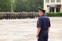 Дмитрий Глушенков простился со знаменем дивизии, Фото: 48