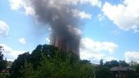 Пожар на на пересечении улиц Гоголевской и Свободы , Фото: 13