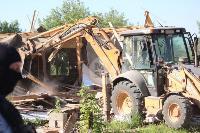 Снос домов в Плеханово, Фото: 5